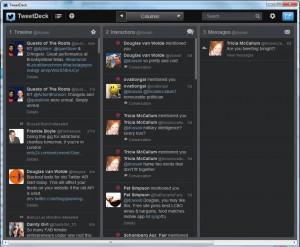 TweetDeck Desktop App